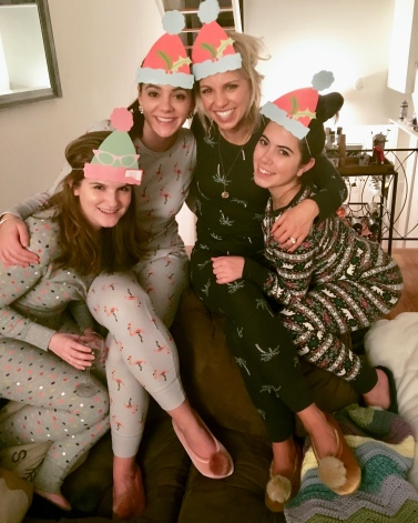 Emily and friends Christmas