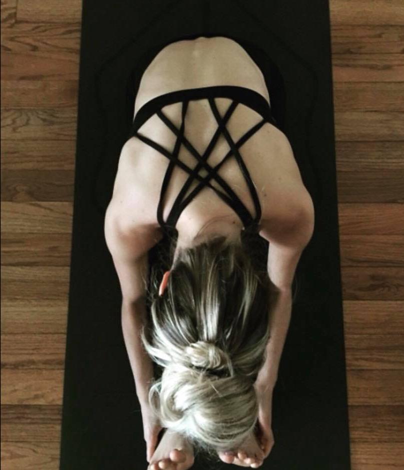 Amanda Audibert- Yoga