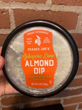 almond dip