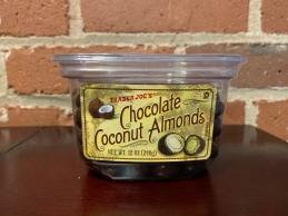 chocolate coconut almonds