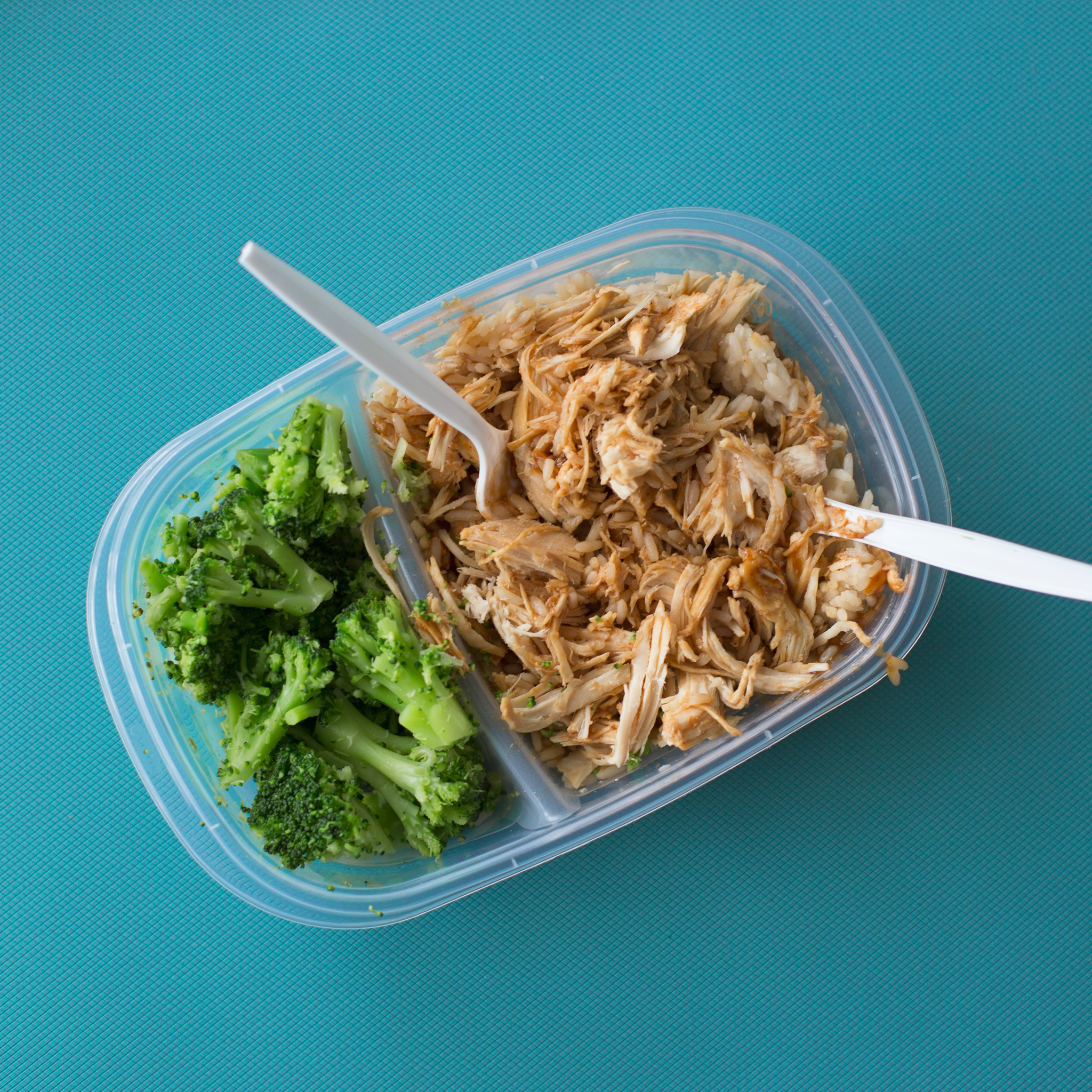 Canva - Tuna Salad on Transparent Lunch Pack